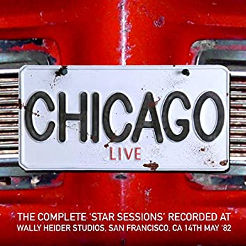The Complete Star Sessions (Remastered) (Live At Wally Heider Studios, San Francisco, CA, 14Th May '82)
