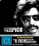 Serpico / Limited Steelbook Edition (4K Ultra HD) (+ Blu-ray 2D) [Alemania] [Blu-ray]