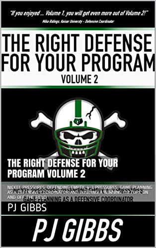 THE RIGHT DEFENSE FOR YOUR PROGRAM VOLUME 2: NICKEL