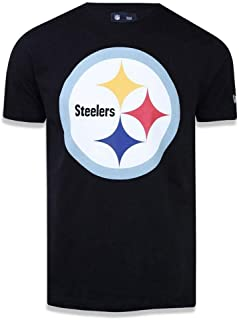 Camiseta New Era Pittsburgh Steelers