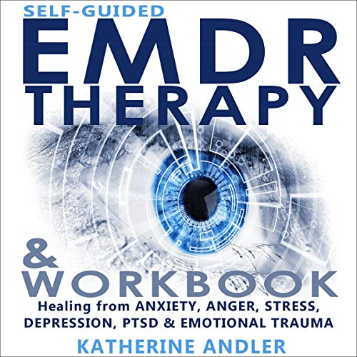 Self-Guided EMDR Therapy & Workbook Audiobook By Katherine Andler cover art