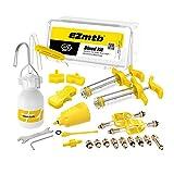 RASHION - Juego de herramientas para frenos hidráulicos de bicicleta (herramientas de aceite)
