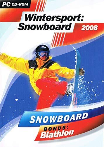 Wintersport: Snowboard 2008 + Bonus: Biathlon