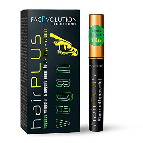 FacEvolution hairPLUS Wimpern- & Augenbrauen-Fluid vegan, 4.5 ml