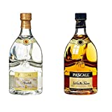 Pascall La Vieille Mirabelle Obstbrand, 1er Pack (1 x 700 ml) -