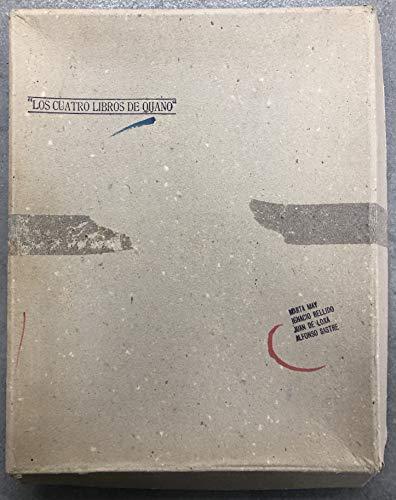 Los cuatro libros de Qijano / Crimen maravilloso / Poemas / El espa–ol al alcance de todos / Nordiso 🔥