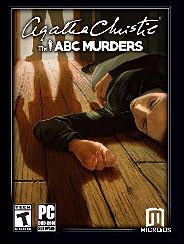 Agatha Christie - The ABC Murders PC [video game]