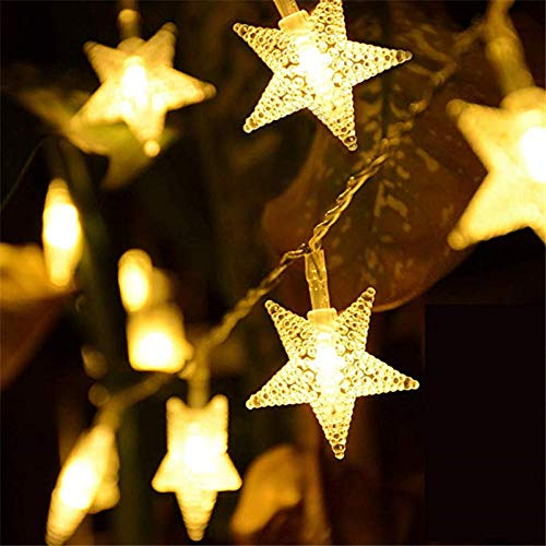 100 LED Star Fairy Solar Lamp Power LED String Fairy Lights Solar Garlands Garden Christmas Wedding Decor for Outdoor
