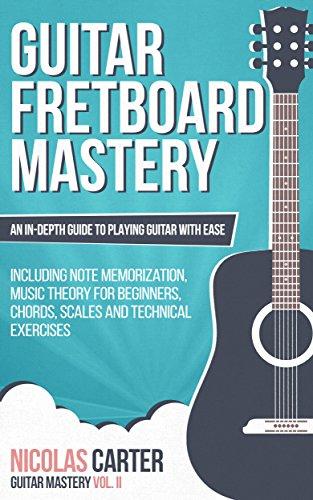 Guitar Fretboard Kindle Edition