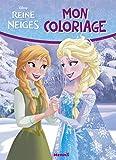 Disney - La Reine des Neiges - Mon coloriage