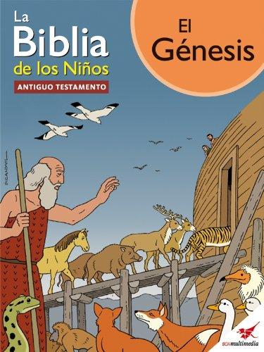 La Biblia de los Niños - Cómic El Génesis (Spanish Edition)