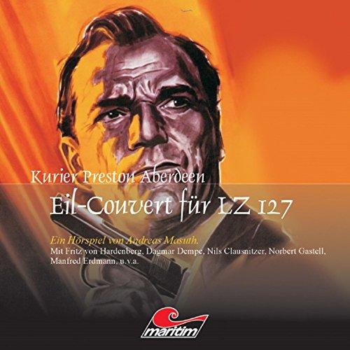 Folge 3: Eil-Couvert für LZ 127