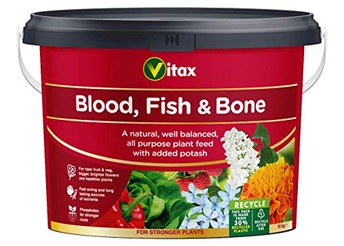 Vitax Düngemittel Blood, Fish and Bone, 10 kg