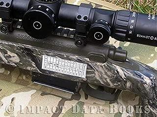 Impact Data Books, Inc Rifle Stick-Ons