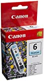 Canon BCI-6 Cyan Ink Tank Compatible to iP8500, iP6000D, iP5000, iP4000R, iP4000, iP3000, i9900, i9100, i960, i950, i900D, i860, S9000, S900, MP780, MP760, MP750, 60, S830D, S820D, S820, S800, BJC 8200