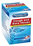 Cherry Flavor Cough & Throat Lozenges, 125x1/box | Cherry Flavor Cough & Throat Lozenges, 125 Individually Sealed