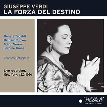 Verdi: La forze del destino (The Power of Fate) [Recorded 1960]
