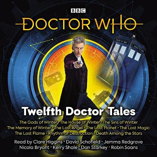 Doctor Who: Twelfth Doctor Tales cover art