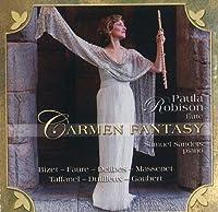 Carmen Fantasy by PAULA / SANDERS,SAMUEL ROBISON (2005-03-22)