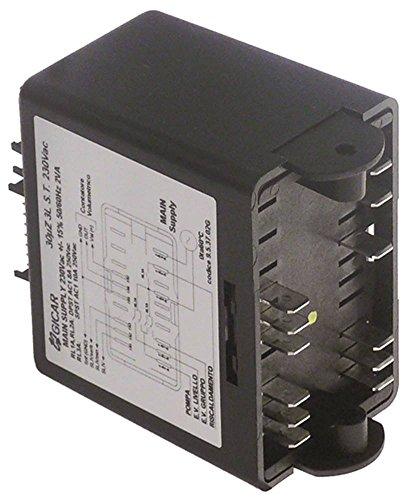 Iberital-Macchine Niveauregler 30µZ 3L S.T. für IBERITAL, L'ANNA, MARLING 230V AC 50/60Hz