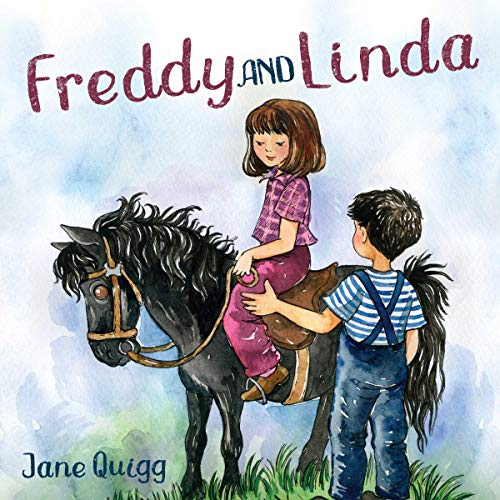 Freddy and Linda audiobook cover art