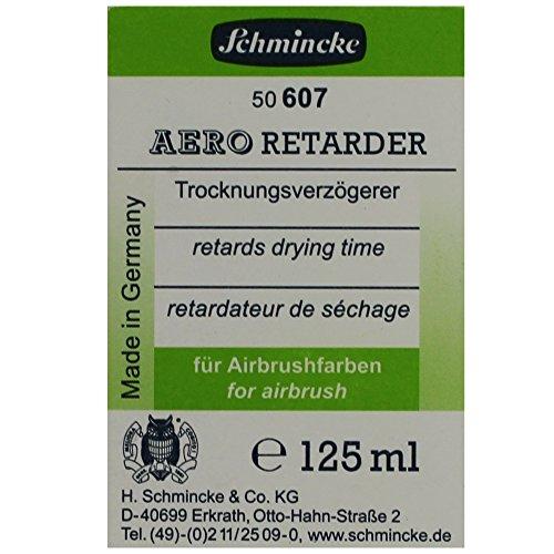 Schmincke Aero Retarder 50 607 Airbrush droogvertraging 125ml voor airbrushverf hulpmiddel