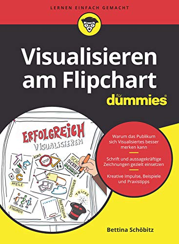 Visualisieren am Flipchart für Dummies
