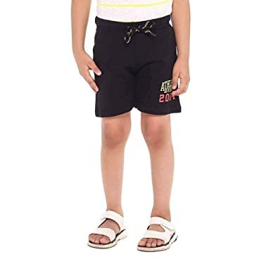 STOP by Shoppers Boys Printed Knit Shorts (206835525-P)