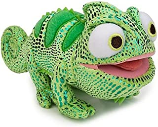 New 8'' Disney Tangled Rapunzel Pascal Green Chameleon Plush Toy
