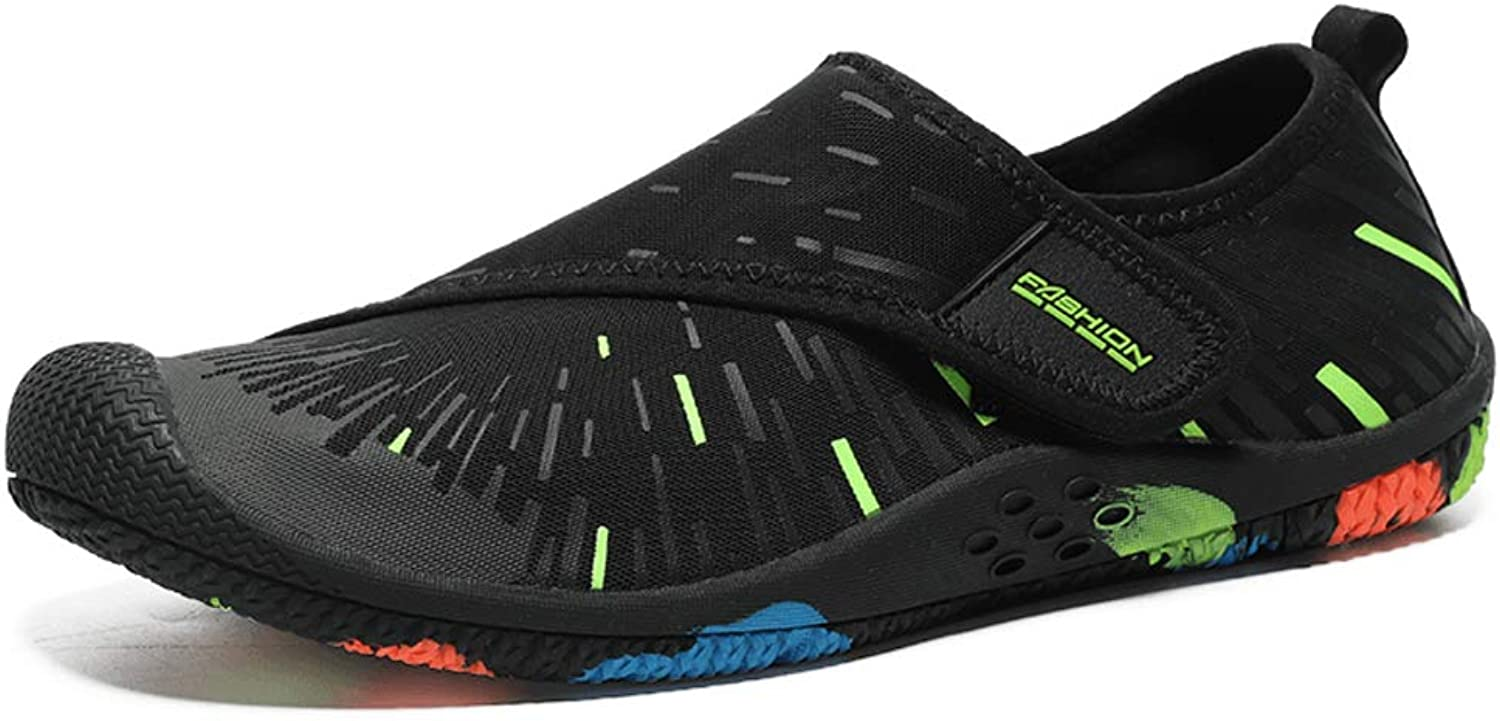 Weiwei Summer swimming shoes, Beach shoes, Couple speed interference, Running shoes-A Foot length=27.8CM(10.9Inch)
