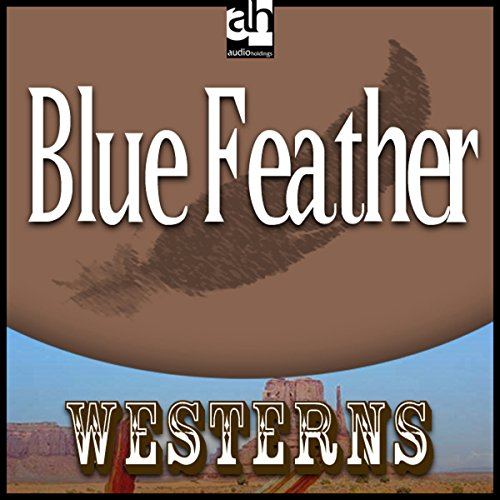Blue Feather audiobook cover art