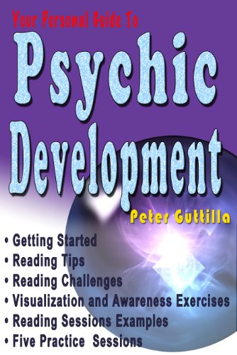Your Personal Guide To Psychic Development (English Edition) PDF Books