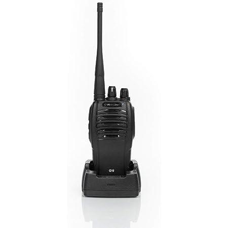 Midland G10 Radio Ricetrasmittente Walkie Talkie 8 Canali Pmr446 E 8 Canali Preimpostati 1 Ricetrasmettitore Batterie Ricaricabili Li Ion 1200 Mah Caricabatterie Da Tavolo E Adattatore Da Muro Amazon It Elettronica