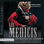 Page de couverture de Les maîtres de Florence