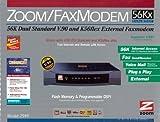 Zoom Telephonics 2949-00-00C 56.6Kbps External Fax Modem