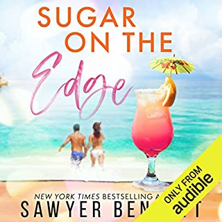 Sugar on the Edge                   By:                                                                                                                                 Sawyer Bennett                               Narrated by:                                                                                                                                 Douglas Berger,                                                                                        Bunny Warren                      Length: 7 hrs and 55 mins     138 ratings     Overall 4.5