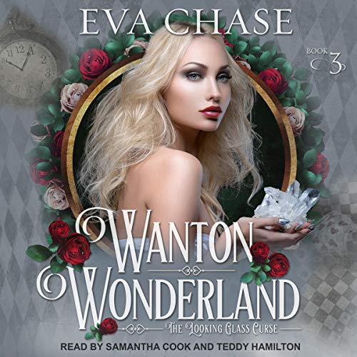 Wanton Wonderland audiobook cover art