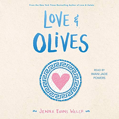 Love & Olives  By  cover art