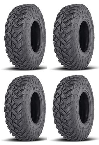 Full set of Fuel Gripper Race (10ply) Radial ATV/UTV Tires [32x10-14] (4)
