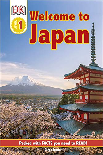 Welcome to Japan (DK Readers Level 1)
