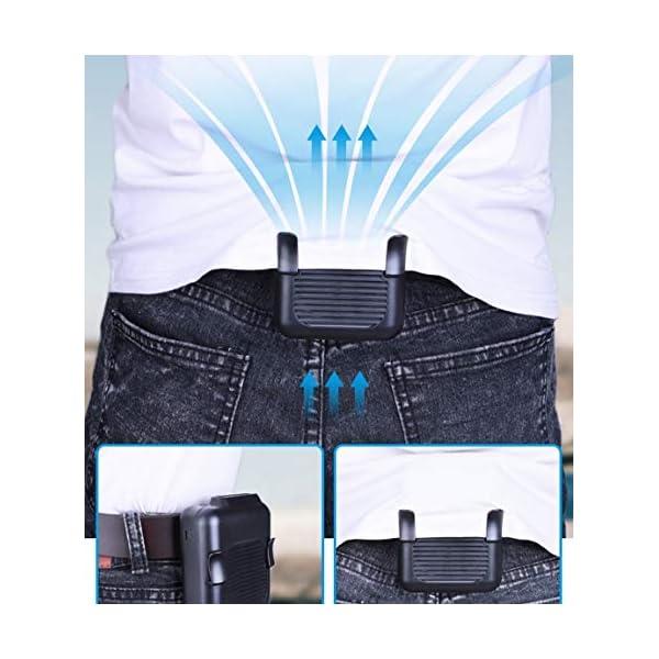 HFWJHH-USB-Ventilador-Ventilador-De-La-Cintura-Cuelga-Porttil-Ventilador-De-Carga-del-Tesoro-Colgando-del-Cuello-Colgante-Mvil-Mini-Ventilador-Ventilador-De-Batera-De-Larga-Duracin