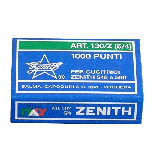 Zenith 130/Z (6/4) 10.000 punti metallici in acciaio zincato
