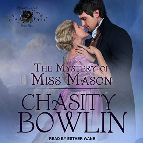 The Mystery of Miss Mason audiobook cover art