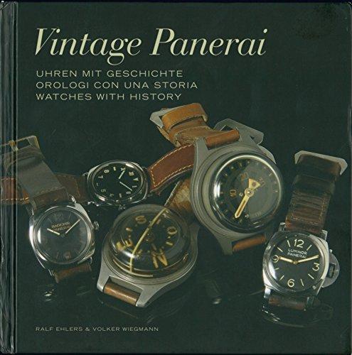 Vintage Panerai Uhren mit Geschichte