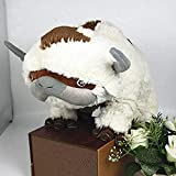 stogiit 50Cm The Last Airbender Resource Appa Avatar Animales de Peluche Muñeca Peluche Vaca Juguetes Regalo Kawaii Peluches Unicornio Almohada Juguete