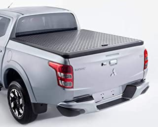 Genuine Mitsubishi Triton Alloy Trade Tonneau Cover - Black (EGR)