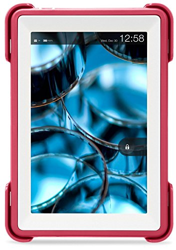 OtterBox Defender Standing Case for The Kindle Fire HD (3rd Gen Only) Pink/White