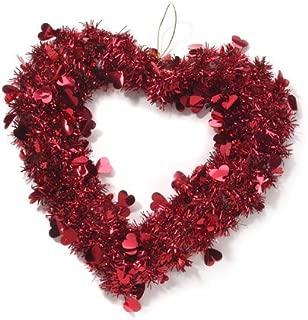 ArtVerse Mi Amor Valentine Heart Wreath-14 in (1 Pack)