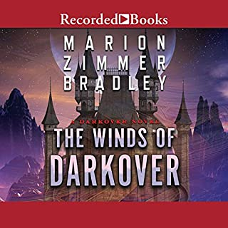 The Winds of Darkover audiobook cover art