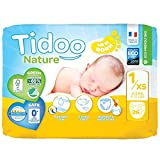 TIDOO - Couches Night&Day 1 Newborn 2-5 kg - 26 couches